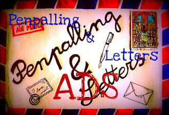 ARE YOU LOOKING FOR PENPALS?