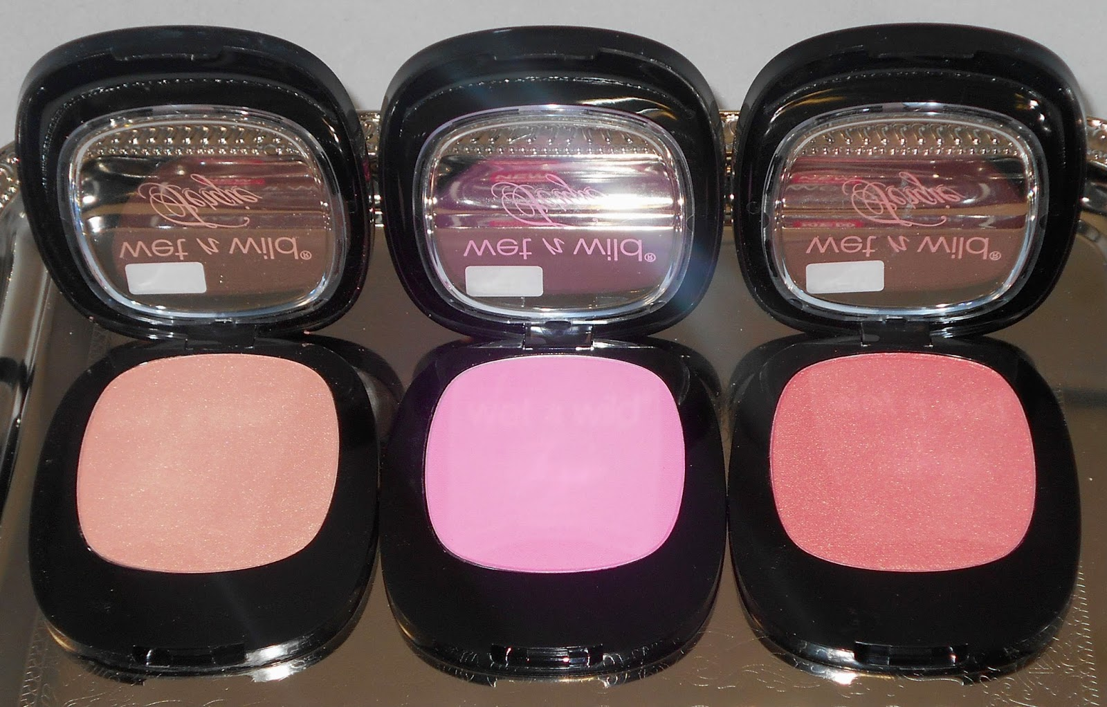 Wet n Wild Fergie Around The Clock Blushes