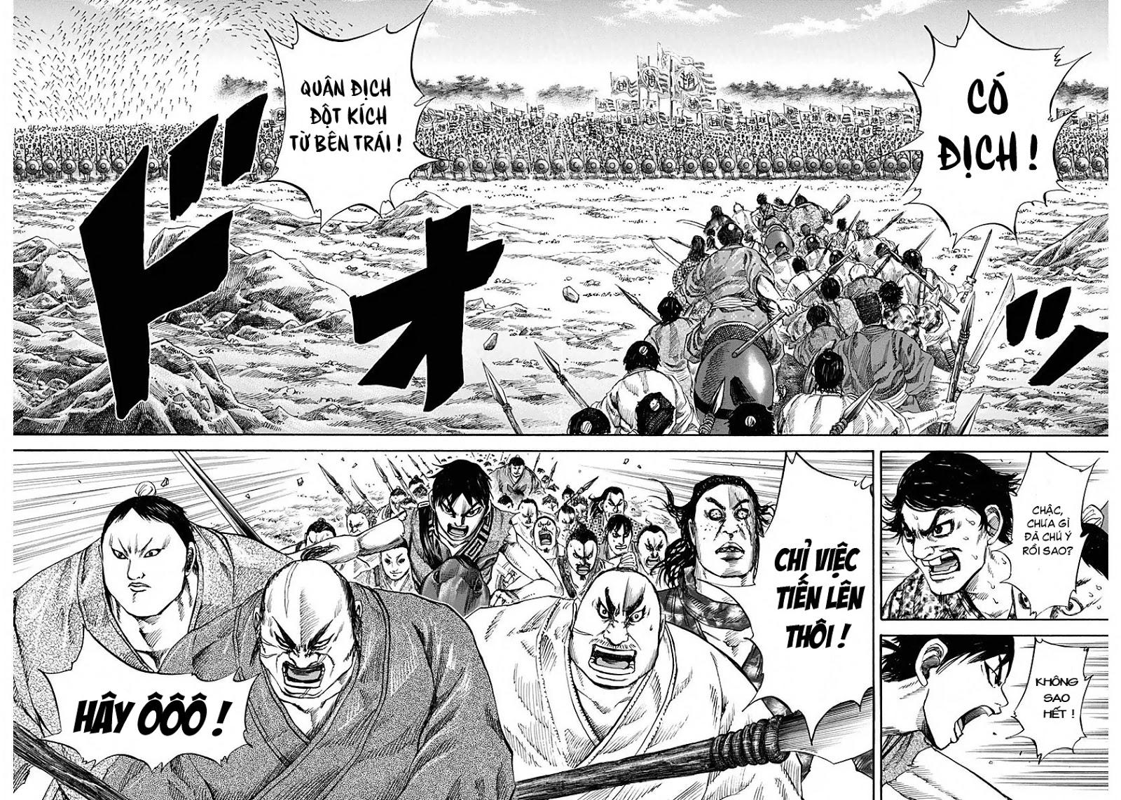 Kingdom – Vương Giả Thiên Hạ (Tổng Hợp) chap 122 page 18 - IZTruyenTranh.com