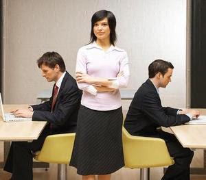 Manajer Wanita Memiliki Jumlah yang Banyak di Tiga Negara Berikut Ini