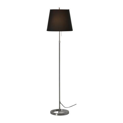 Senora rhea ikea nyfors floor lamp nyfors floor lamp nickel plated from httpikea mozeypictures Images