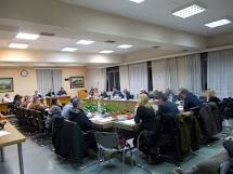 Συνεδριάζει το Δημοτικό Συμβούλιο Γαλατσίου