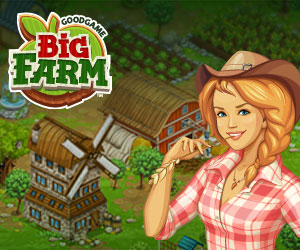 Multiplayer Farm Game, Big Farm