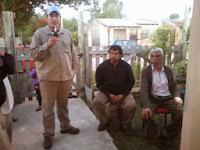 Encuentro con vecinos de El Molino por La Cámpora Ensenada