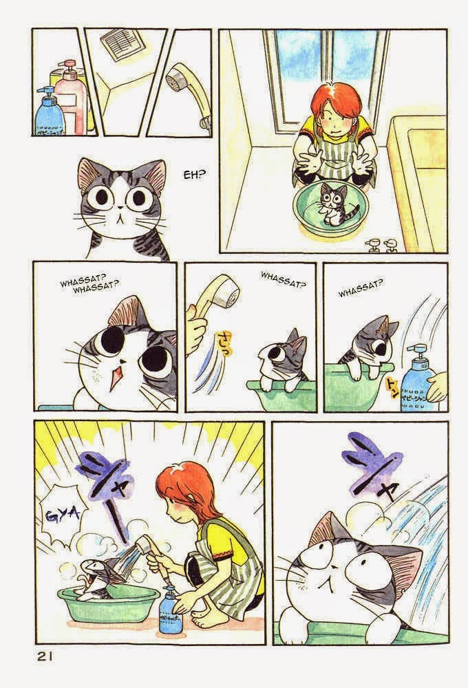 Le livroscope baby challenge 9 chi une vie de chat - Dessin de chi ...
