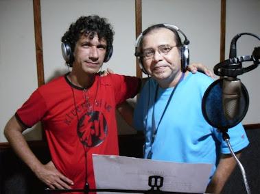 Assis Cavalcanti e Robson Ricardo