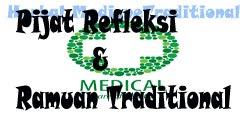 Pijat refleksi dan pengobatan herbal