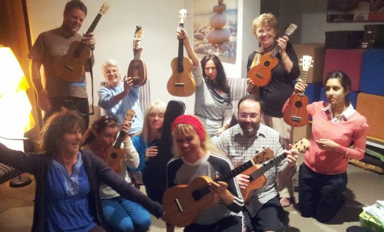 Palm Beach Ukulele Group - PUGs
