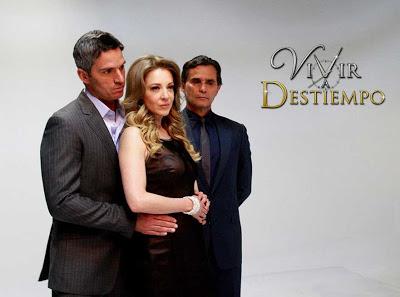 Vivir a Destiempo capítulo 55 telenovela mexicana