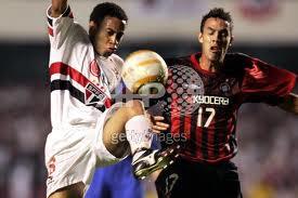 São Paulo 4 x 0 Atlético PR - 2005