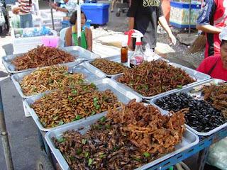 Makanan Aneh, Menakutkan dan Ekstrim Dari Seluruh Dunia
