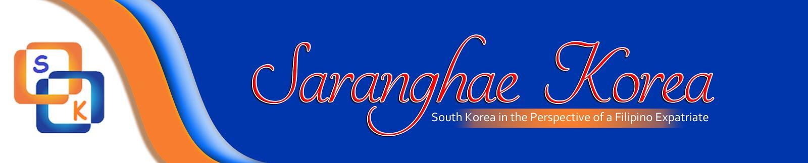 Saranghae Korea