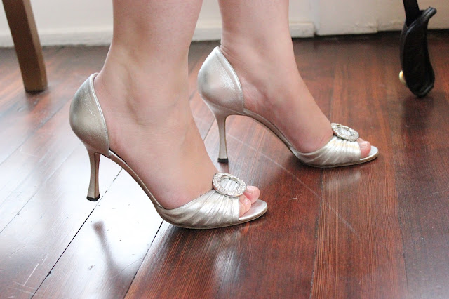 Manolo Blahnik Sederaby Heels