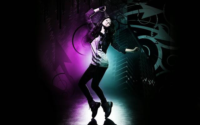 Foto de Selena Gomez Bailando