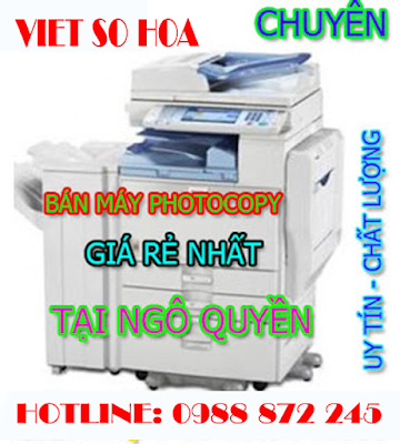 ban may photocopy tai ngo quyen