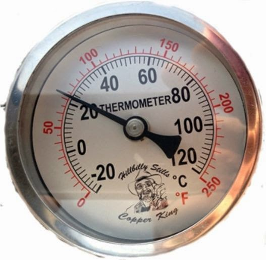 distillation thermometer