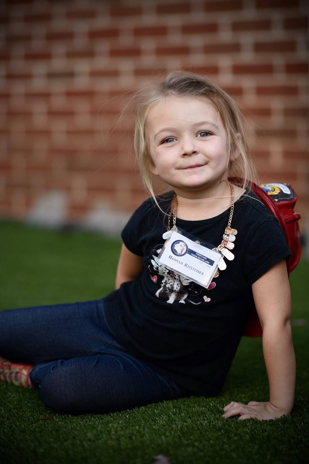 Hannah (4 years)