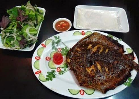 Vietnamese Ray Fish (Ca Duoi)