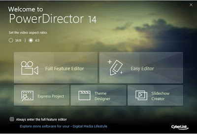 Download CyberLink PowerDirector 14 Ultimate Suite Full Version
