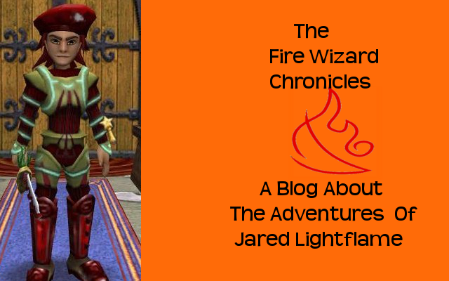 The Fire Wizard Chronicles