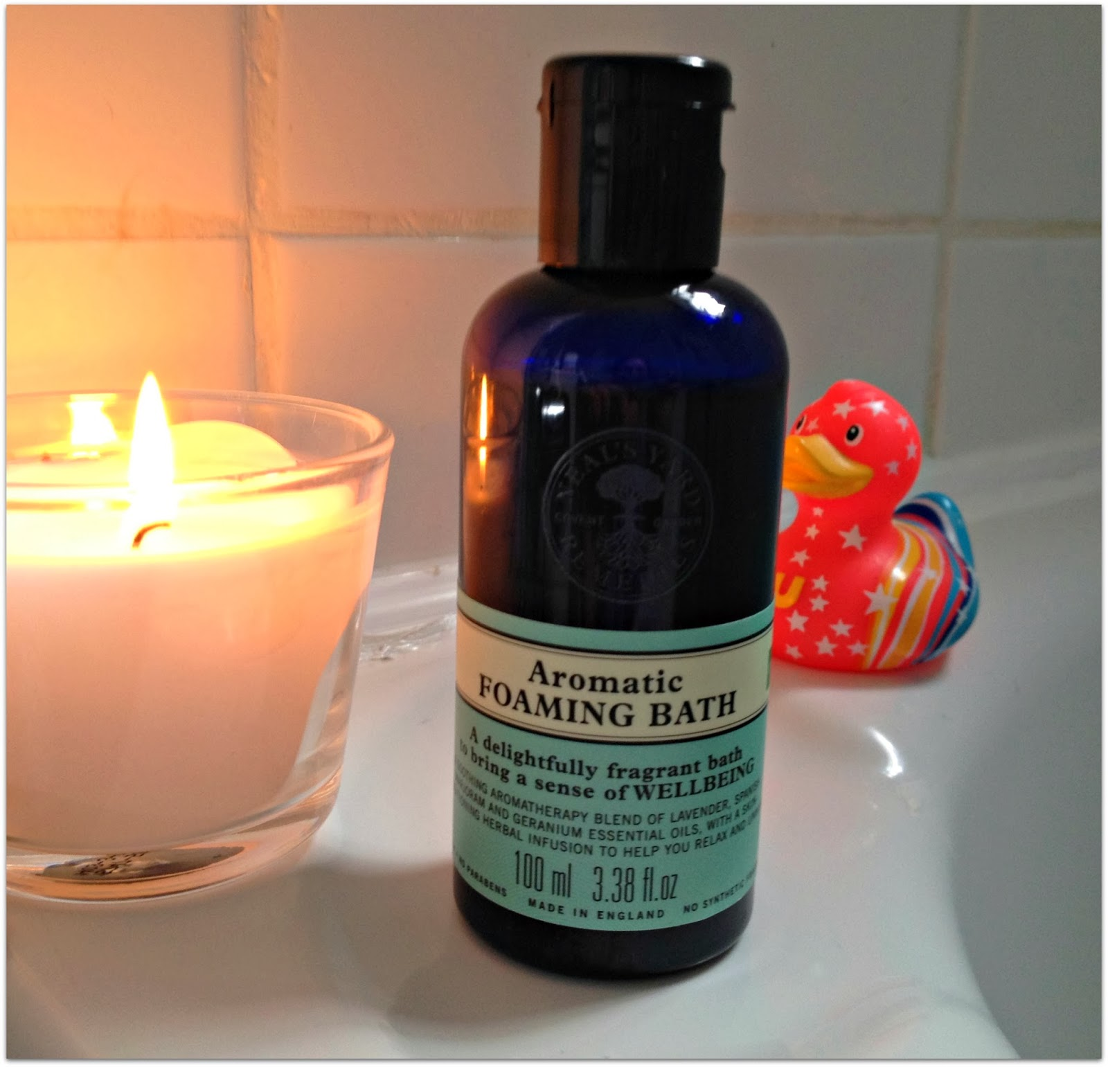 Neal's Yard Aromatic Foaming Bath