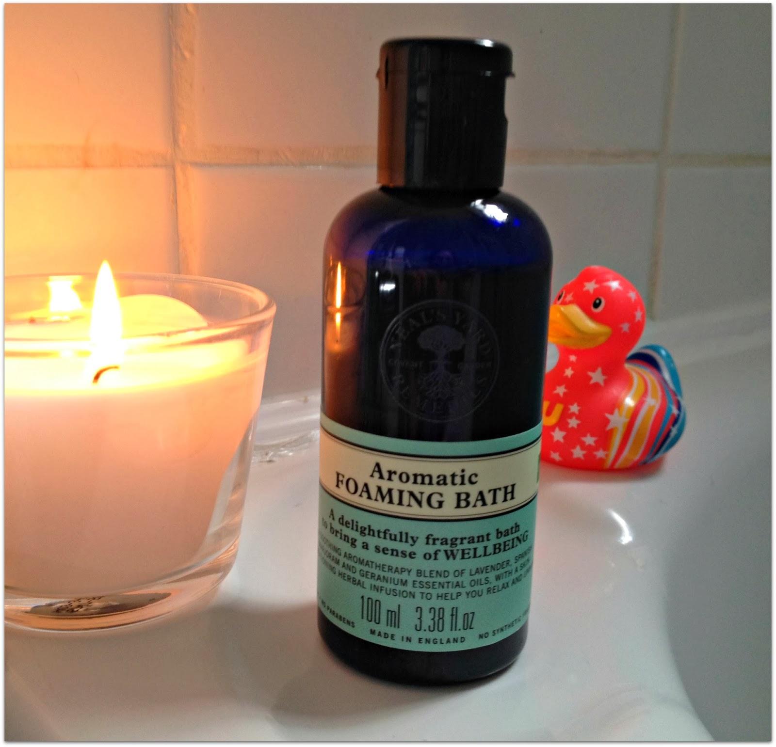 Neal's Yard Aromatic Foaming Bath