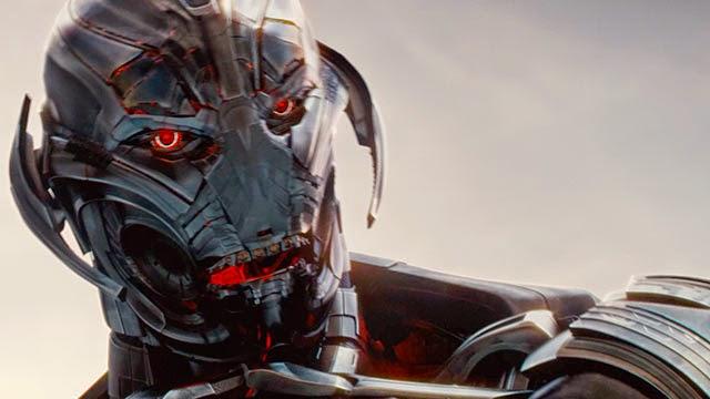 Ultron Avengers 2015