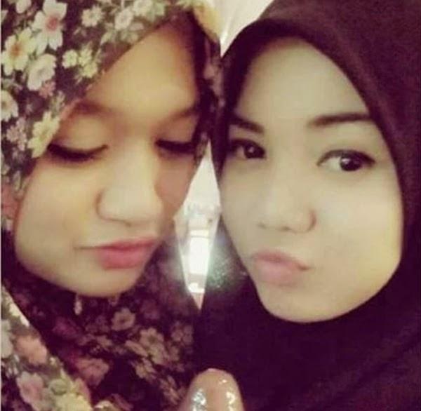 Dua Gadis Tudung Dihencap Netizen Gara gara Status Bodoh di Facebook