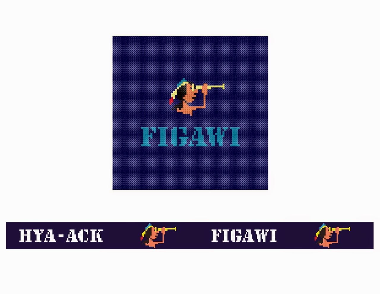 Tucker Blair Figawi 2014 Needle Point Belt