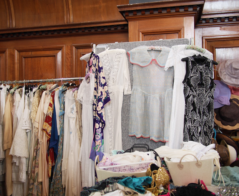 london vintage fashion fair