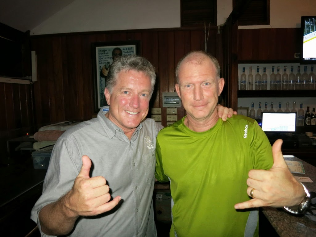 PADI Course Director round table meeting on Koh Tao, Thailand