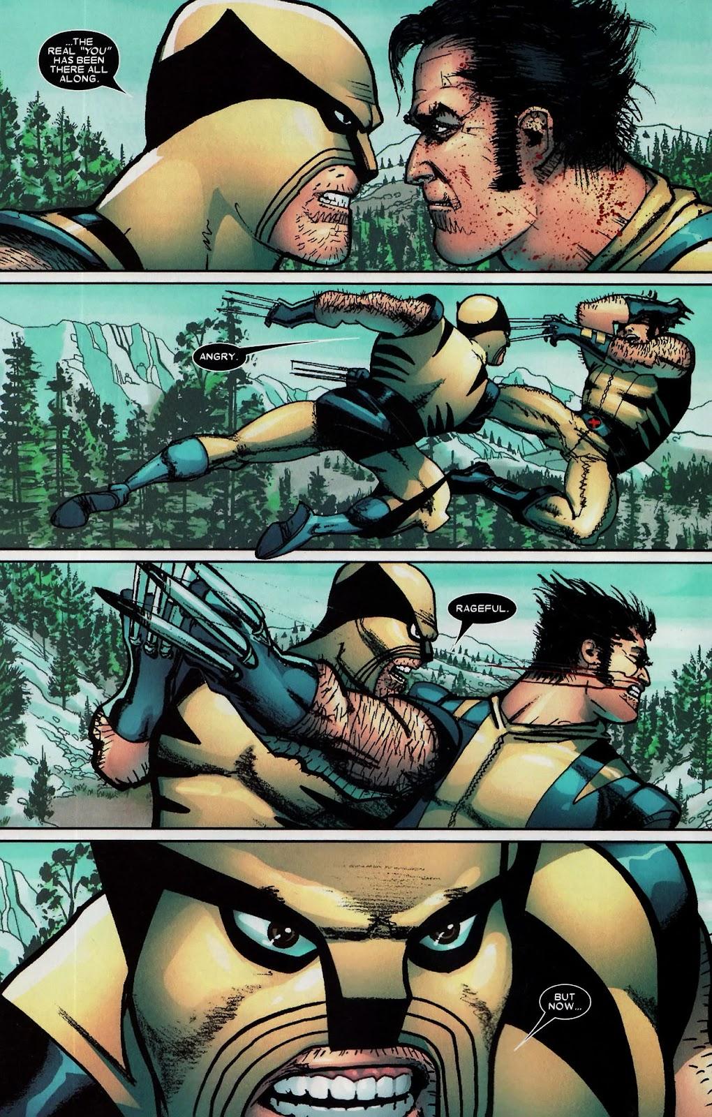 Read online Wolverine (2003) comic -  Issue #59 - 15