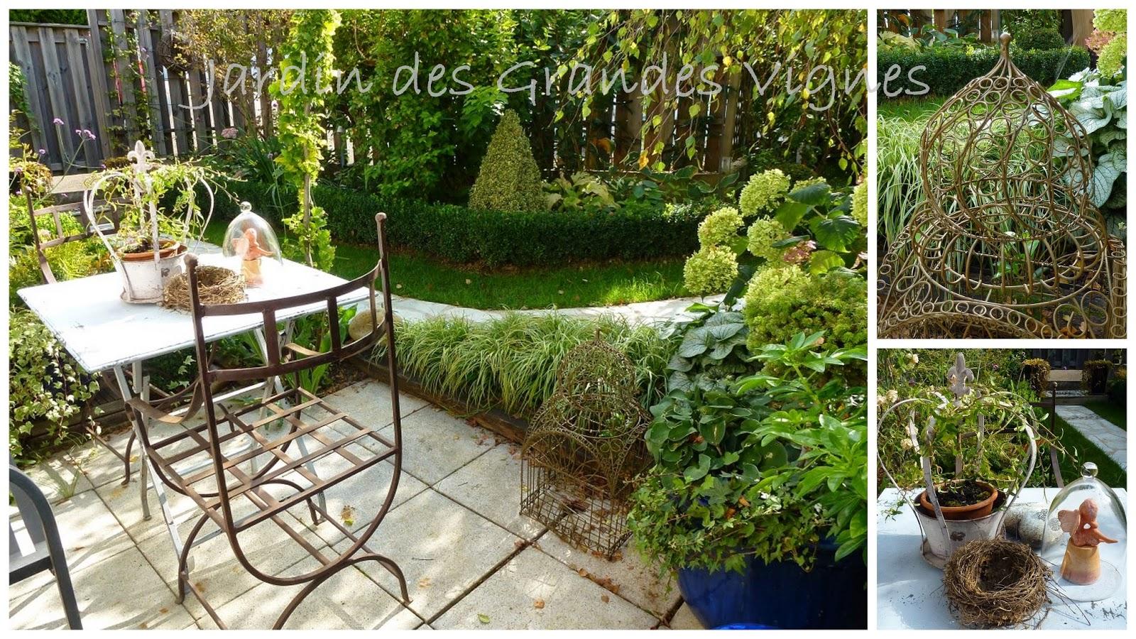 Le jardin des grandes vignes le jardin en septembre 1 - Le jardin des grandes vignes ...
