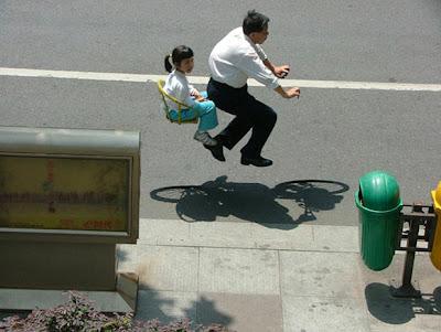 Велосипедист без велосипеда