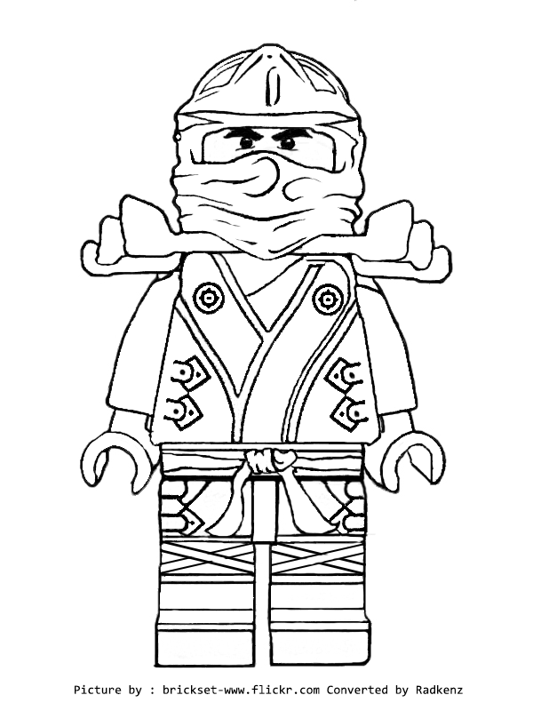 Free Coloring Pages Of Lloyd Golden Lego Ninjago Ninjago Coloring Pages