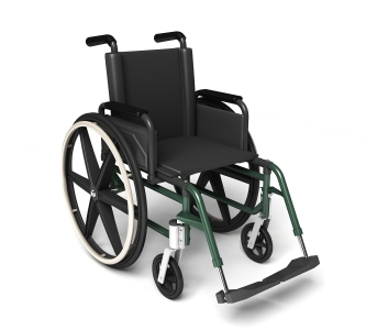 wheel chair for disabled passenger - ideal for air travel
