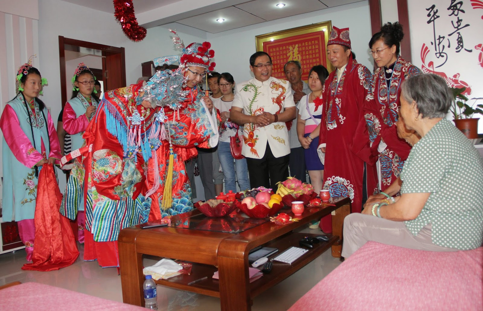 marriage rituals in china