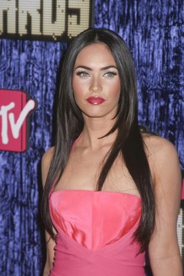 Megan Fox Hair 2011