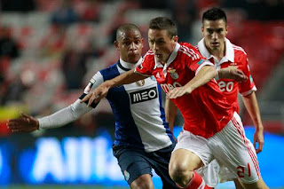 Matic jogador do Benfica