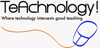 teAchnology! Where technology intersects good teaching