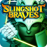 Slingshot Braves V1.1.30 MOD APK High Damage