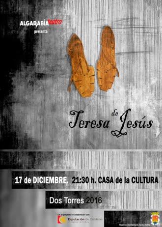 TEATRO: Teresa de Jesús