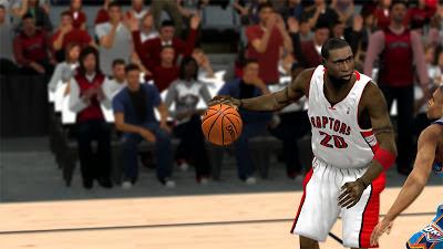 NBA 2K13 Mickael Pietrus Cyberface 2K Patch