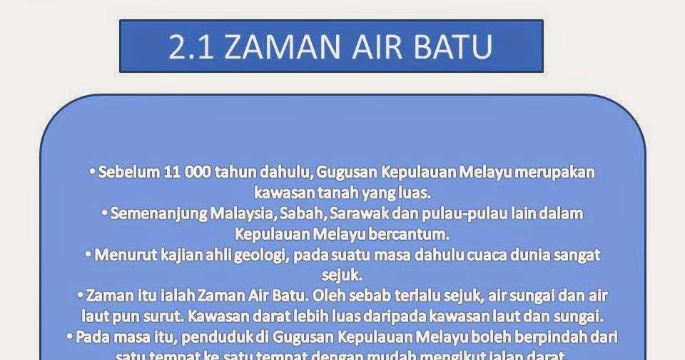 Mari Selongkar Sejarah Unit 5 Zaman Air Batu Unit 6 Zaman Prasejarah Unit 7 Kerajaan Melayu Awal Unit 8 Tokoh Tokoh Terbilang Kesultanan Melayu Melaka