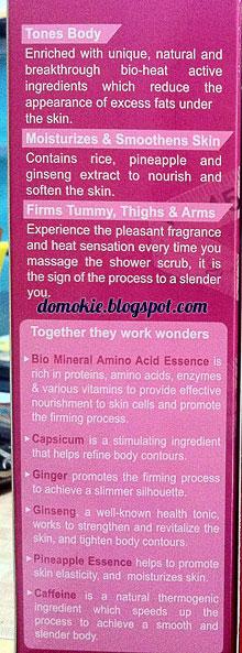 Bio essence celebrity choice slimming cream