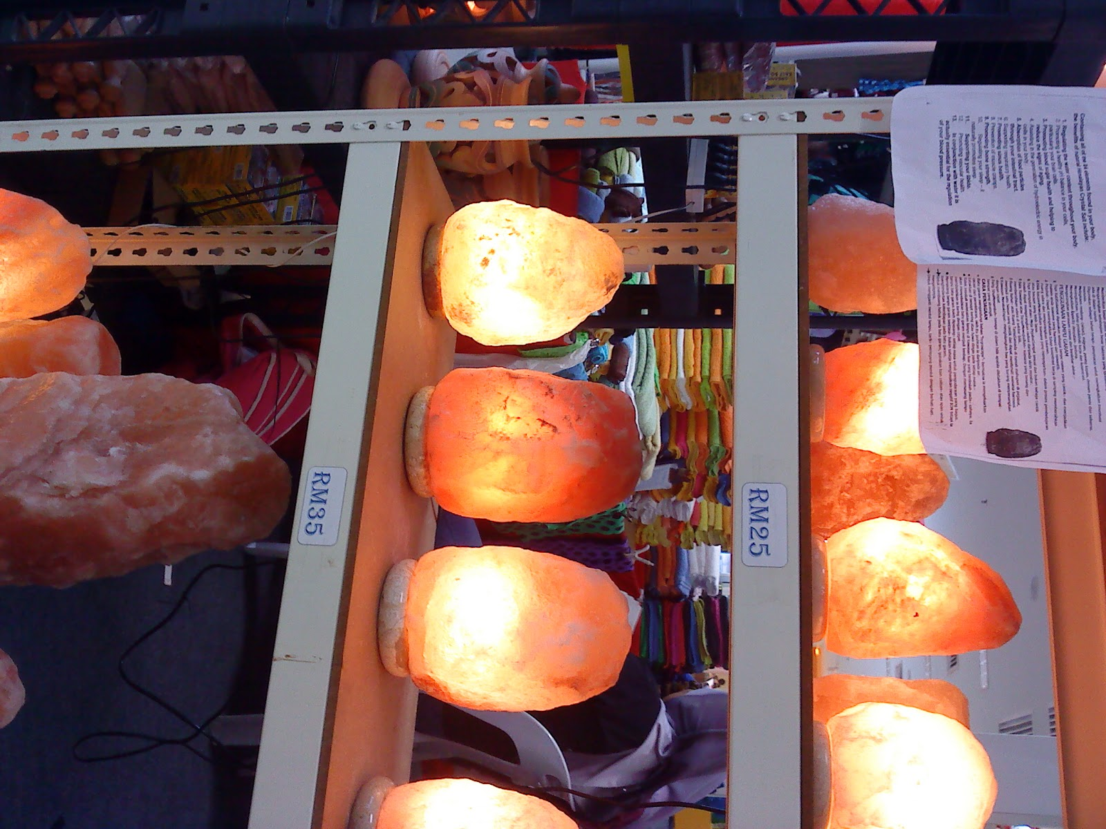 Are Salt Lamps Bad For You : Xing Fu: SALT LAMPS: GOOD OR BAD FENG SHUI?