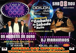 ODILON CLUB BREGA MUSIC - A NOITE DO BOOGIE OOGIE.