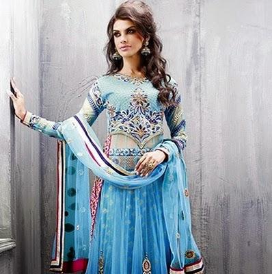 Indian Designer Fashion Dress 2015