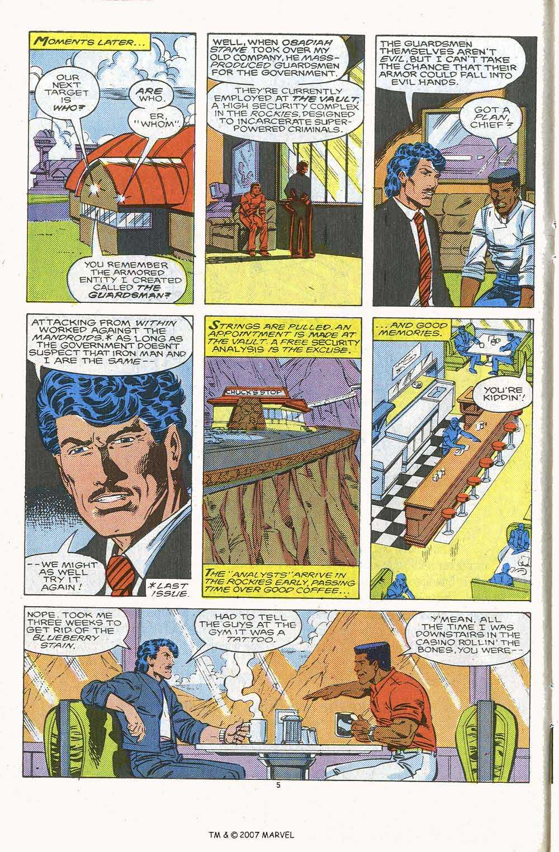 Captain America (1968) Issue #339b #269 - English 8