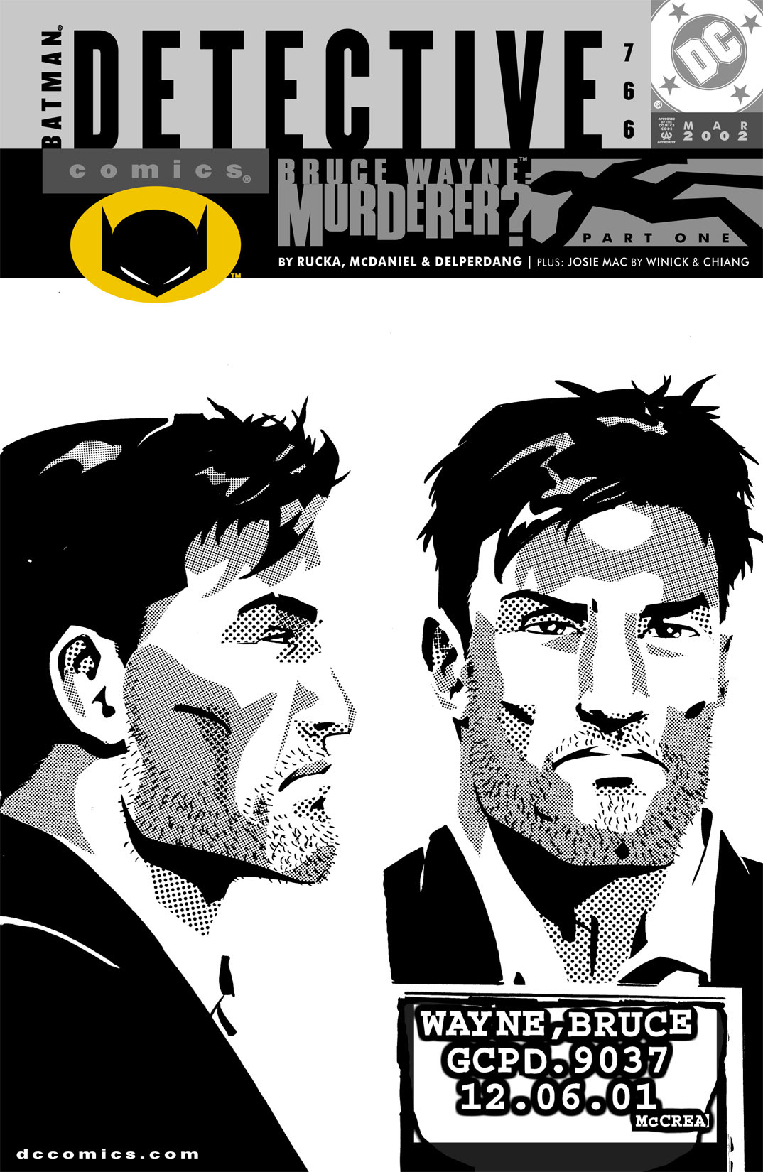 Detective Comics (1937) 766 Page 1